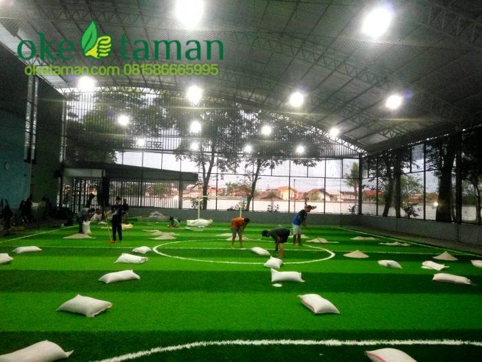 jasa pembuatan lapangan futsal depok